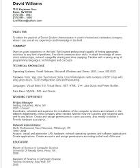 Ideas Collection Windows System Administrator Cover Letter Examples