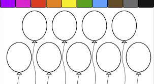 Small Picture Download Coloring Pages Balloon Coloring Page Balloon Coloring
