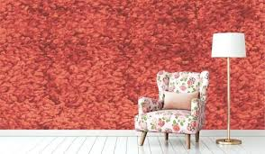 wall painting designs for living room fantasy flowers fashion large wall