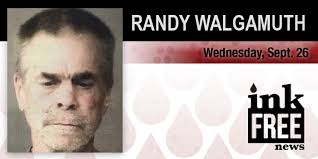warsaw a homeless warsaw man is facing a felony charge and two misdemeanors after officers attempted to arrest him for drunkenness and he became