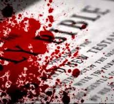 Image result for the bible is full of violence