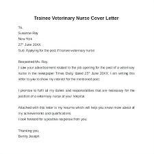 Sample Cover Letter For Entry Level Job Sample Veterinarian Cover Letter Entry Level Veterinary Receptionist
