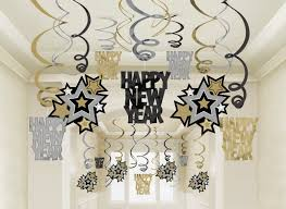 New Year Eve Ceiling Decoration