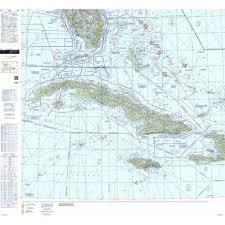 Us Vfr Wall Planning Chart Faa Chart Caribbean Vfr Aeronautical Chart 1