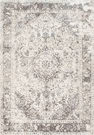 safe to use on vinyl plank flooring elma medallion area rug beige 5 x8 more info