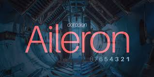 Aileron Light Font Free Download Aileron Font Free By Dot Colon Font Squirrel