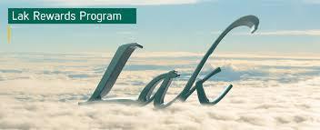 Alahli Credit Card Lak Program