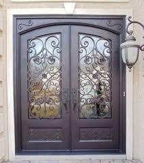 iron front doors. Low Cost Super Quality Wrought Iron Front Doors Design M