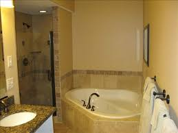 Bathroom With Hot Tub Creative