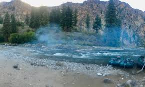 Middle Fork Salmon River Idaho September 23 28 2019