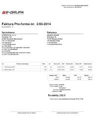 faktura proforma definicja wyjasnienie program do faktur wydruk faktury pro forma pdf fatura proforma pdf