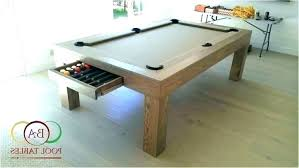 Pool Table Sizes Chart Pool Table Measurements Expresario Co