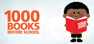 1000 books before
