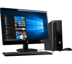 desk top. Wonderful Desk HP 260a104na Desktop PC U0026 22KD Full HD 215 Inside Desk Top