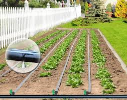 garden drip tape irrigation kit bioplus agriculture container pipe micro watering system water for automatic equipment