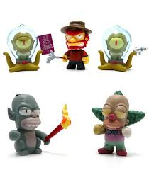 Throwback Thursday To The Simpsonsu0027 Treehouse Of Horror Series Simpsons Treehouse Of Horror Kidrobot