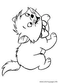 Kitten Coloring Picture Kitten Coloring Page Kitten Coloring Page