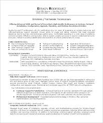 Tech Support Resume Technical Support Resume Technical Support