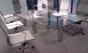 glass conference room tables all home design solutions glass photo on fabulous frosted table top meeting modern g