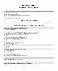 Cashier On Resume Best Best Of Publix Cashier Job Description Beautiful Cashier Duties