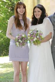 karen gillan stands out as bridesmaid in short dress and ankle Boots To Wedding here comes the bridesmaid karen gillan shows off her legs in a short boots to a wedding