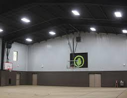 led gym light