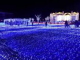 The Worlds Biggest Display Of Lights Huis Ten Boschs