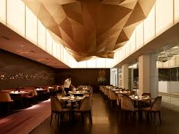 Modern-Restaurant-Interior-Design-with-Beautiful-Ceiling - Pouted Online  Lifestyle Magazine
