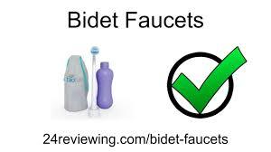 Best Bidet Faucets Reviews 2016