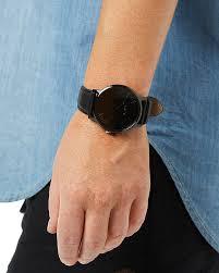 all black mens accessories nixon watches a1058001