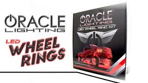 How To Install Wheel Ring Lights Oracle Lighting Led Wheel Rings Install Overview
