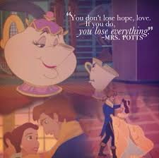 Beauty And The Beast Inspirational Quotes