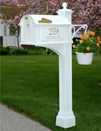 mailbox post ideas. Mailbox On Post Picture Ideas Pinterest Mailbox Post Ideas