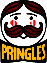 Pringles | Flashin back to the 80s and 90s !!! | Logos, Logo design ...