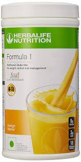 Herbalife Formula 1 Shake For Weight Loss 500 G Mango