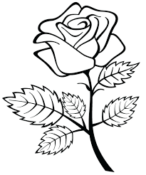 a2672 rose coloring book appealing rose coloring book together with pages easy as well color print