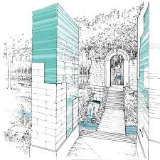 Small Picture 643 best Garden Design 3D Drawings images on Pinterest Landscape
