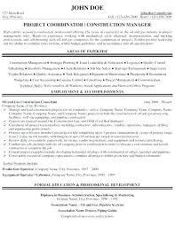 Telecommunication Resume Telecommunication Project Manager Sample Resume Podarki Co