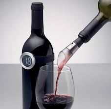 take the rature of your wine and get the most from the taste the wine thermometer only need be attached like a belt around the bottle
