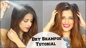 how to use dry shampoo on greasy hair add volume oily hair tips tricks