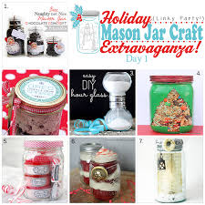 Decorating Canning Jars Gifts In Jar Snow Globe 8