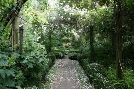 k inside ryan gainey s personal georgia garden