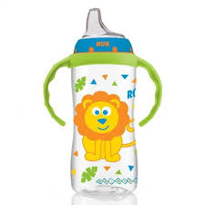 NUK <b>Large Learner Cup</b> 9&#x2B; Months Boy 1 Cup 10 oz (300 ml)