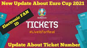 Russia Euro Cup 2021 New Update About Tickets | How to Search Ticket Number