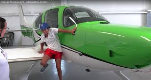 I feel like the plane is talking to me' - AOPA