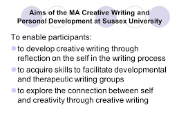 Creative Writing for Personal and Professional Development Celia Hunt  University of Sussex - ppt download