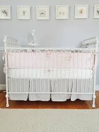 Readers\u0027 Favorite: Soft Gray And Pale Pink Nursery | Decor Advisor