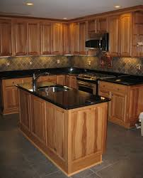 Slate Backsplashes For Kitchens Budget Kitchen Makeover Cabinets Love The And Moldings