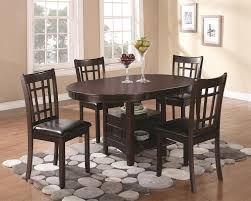 Dining Table With Storage Coaster Furniture 102671 Lavon Dining Table With Storage In