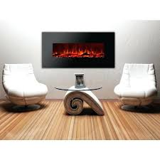 electric fireplace impressive inch wall mount throughout mounted 50 homeeasy napoleon allure